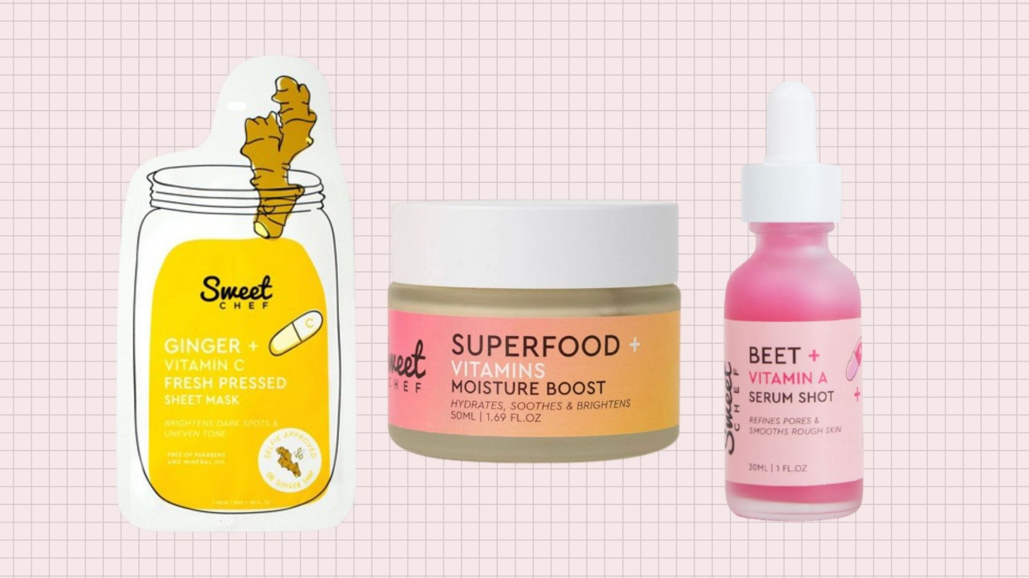 Sweet Chef Skincare